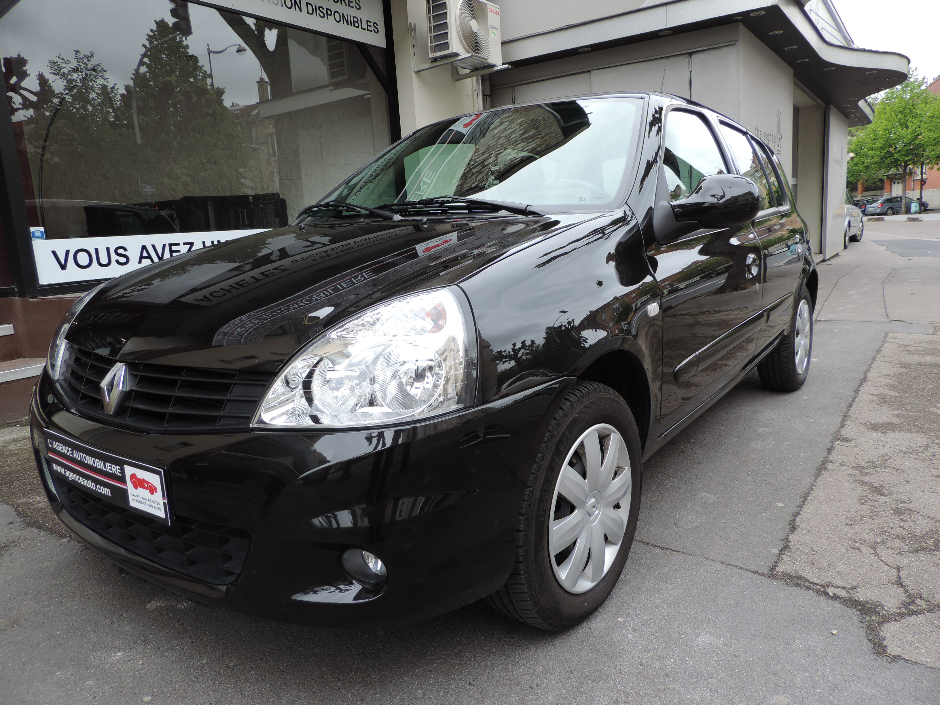 Renault Clio 1 2 16v 75cv Campus Bye Bye Occasion Reims Pas