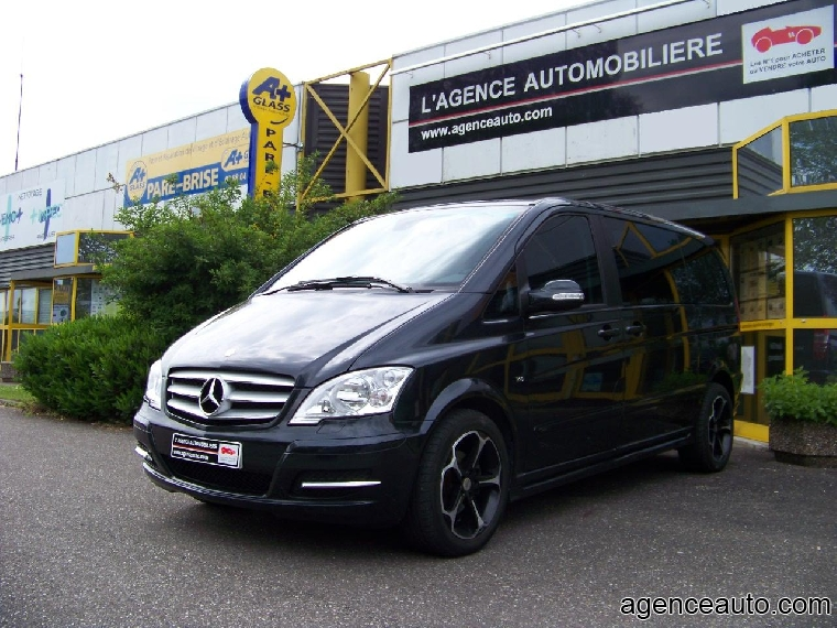 mercedes viano 3 0l cdi ptronic 250cv trend bva 7 places occasion strasbourg pas cher voiture. Black Bedroom Furniture Sets. Home Design Ideas