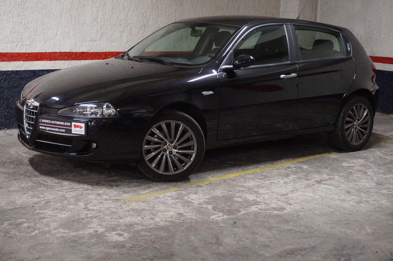 Alfa Romeo 147 1 9 Jtdm 120 Edition Persol Em 2ª Mao Lyon A Bom Preco Viatura Usada Rhone 69 Auto Immo