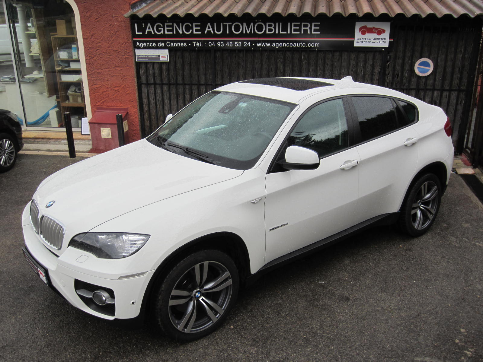 Bmw X6 4 0d Xdrive Luxe Occasion Cannes Pas Cher Voiture Occasion Alpes Maritimes 06 Agence Auto