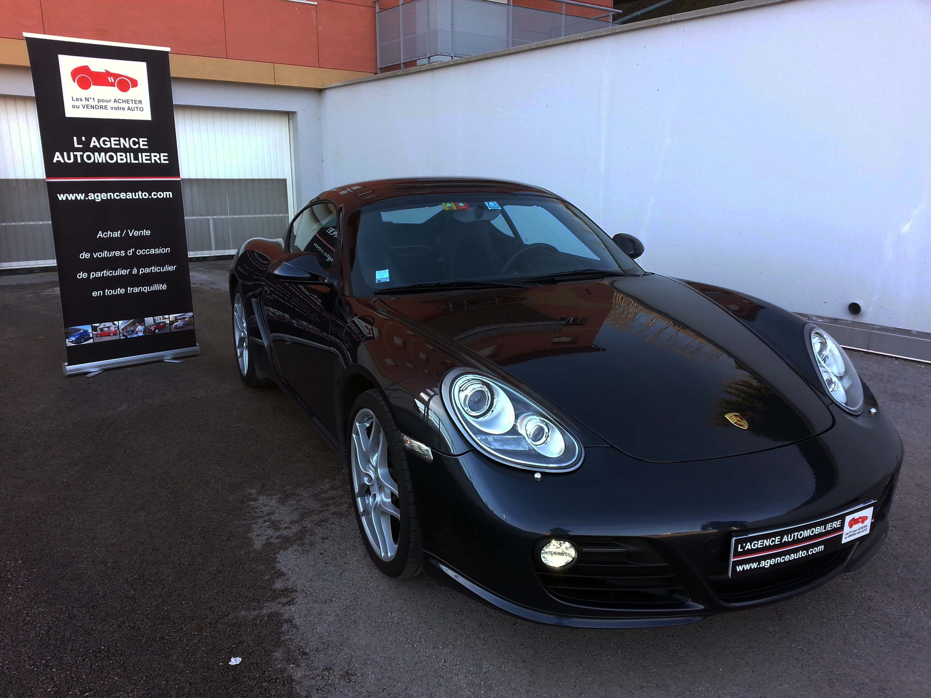 porsche cayman 987c2 2 9 i 265 occasion montbeliard pas cher voiture occasion doubs 25400. Black Bedroom Furniture Sets. Home Design Ideas