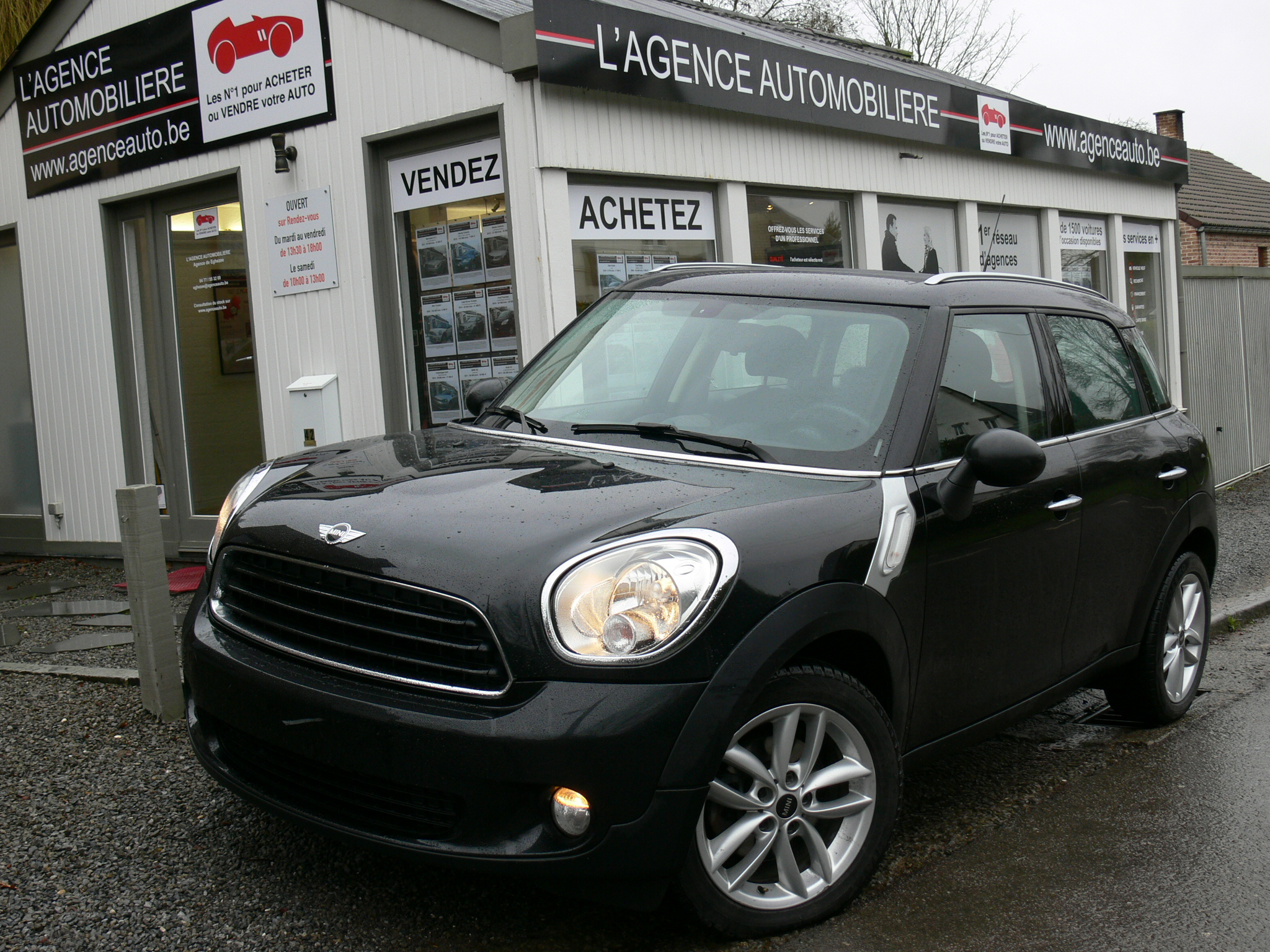 Mini Countryman 1.6 ONE D 90 occasion Eghezee (Namur-Nord ...