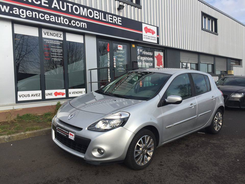 Renault Clio Iii 1 5 Dci 105 Ch Initiale Occasion Lille