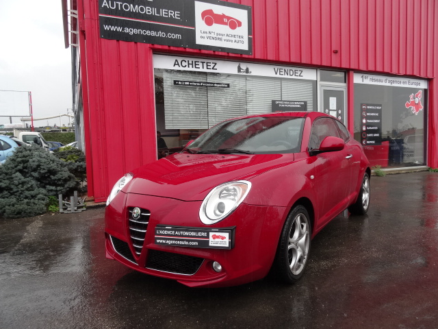 alfa romeo mito 1 6 jtdm 120 s lective occasion al s pas cher voiture occasion gard 30100. Black Bedroom Furniture Sets. Home Design Ideas