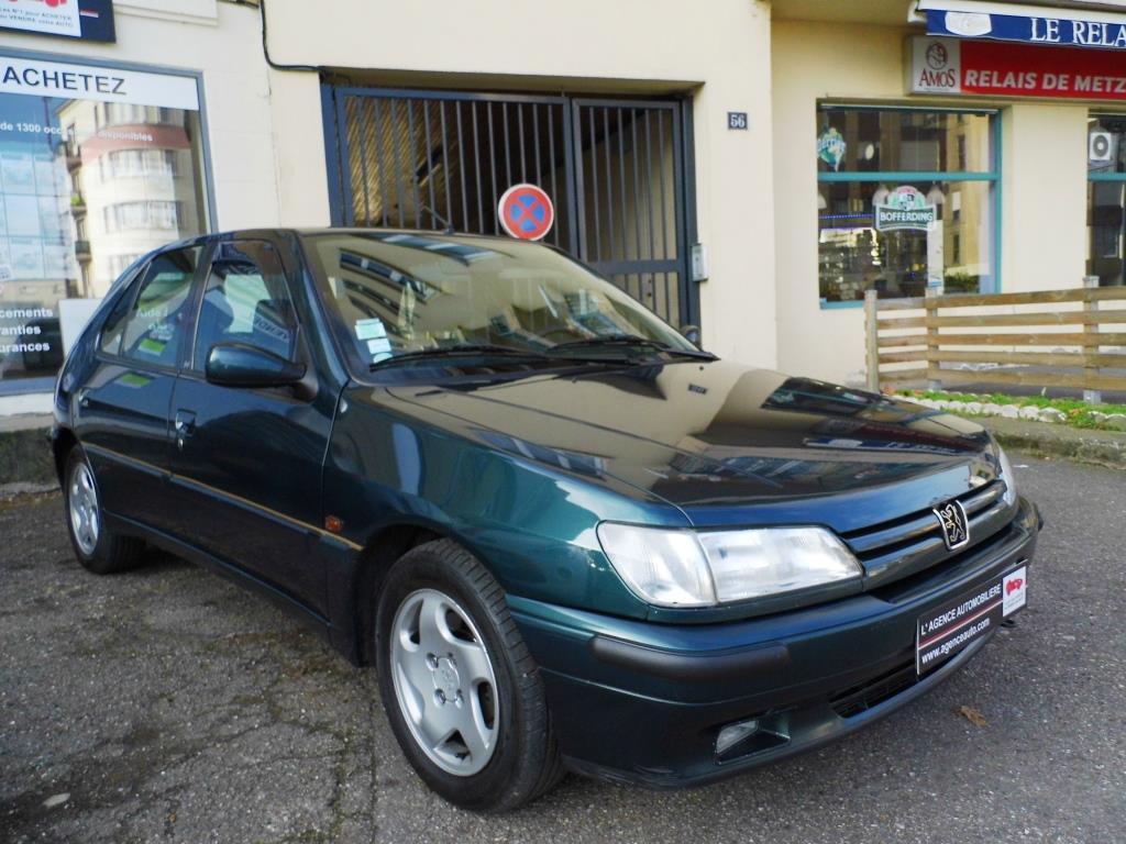 Peugeot 306 Griffe BVA occasion Metz pas cher, voiture occasion ... 764aca778dd