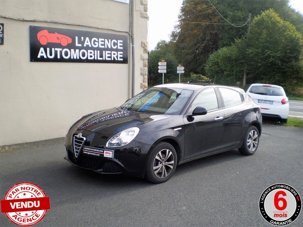 alfa romeo giulietta 1 6 jtdm 105 impulsive occasion quimper pas cher voiture occasion. Black Bedroom Furniture Sets. Home Design Ideas