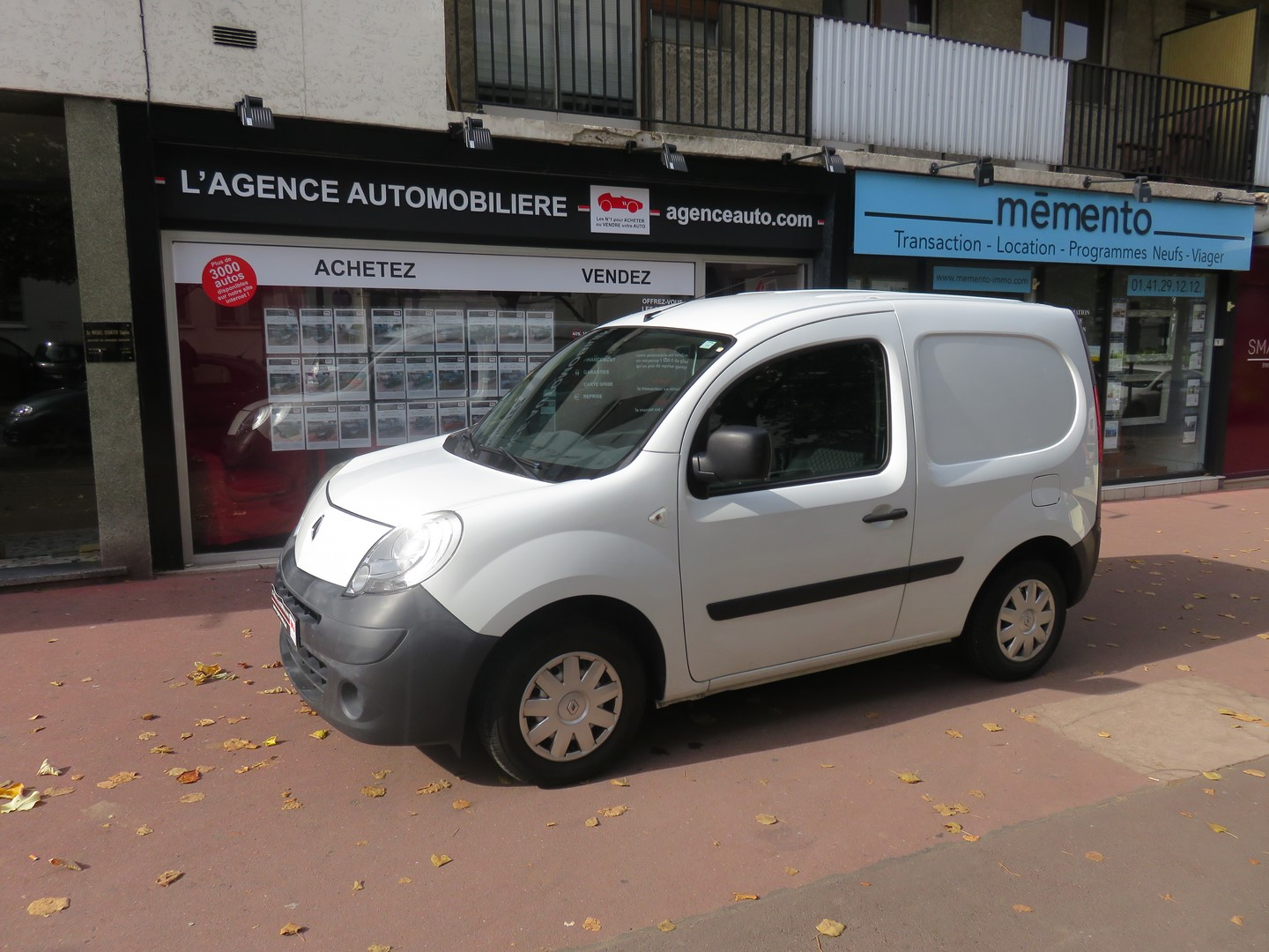 renault kangoo ii express compact vu 1 5 dci l0 70 cv occasion rueil malmaison pas cher. Black Bedroom Furniture Sets. Home Design Ideas