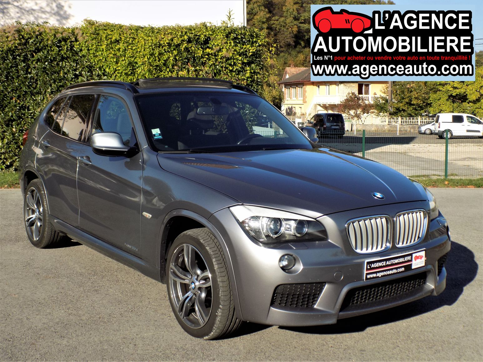 bmw x1 2 0 d 177 cv xdrive pack m occasion montbeliard pas cher voiture occasion doubs 25400. Black Bedroom Furniture Sets. Home Design Ideas