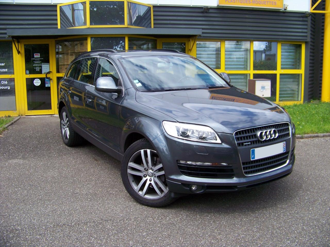 audi q7 4 2 v8 tdi 326 avus quattro tiptronic 7 places. Black Bedroom Furniture Sets. Home Design Ideas