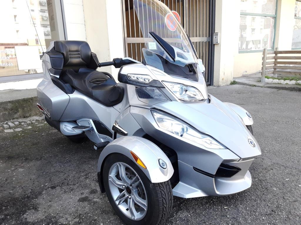 can am spyder rt occasion metz pas cher voiture occasion moselle 57050 agence auto vendue. Black Bedroom Furniture Sets. Home Design Ideas