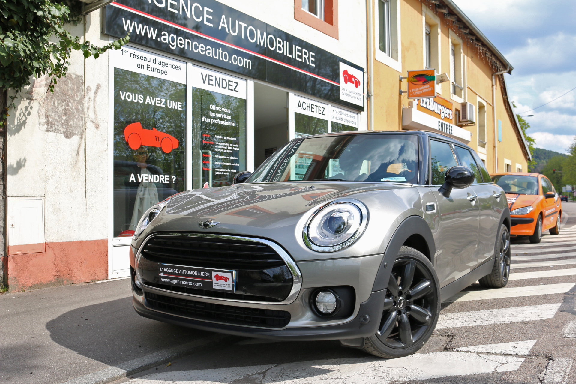 Mini Clubman 20 D 150 Pack Chili Used Car Epinal Affordable Used