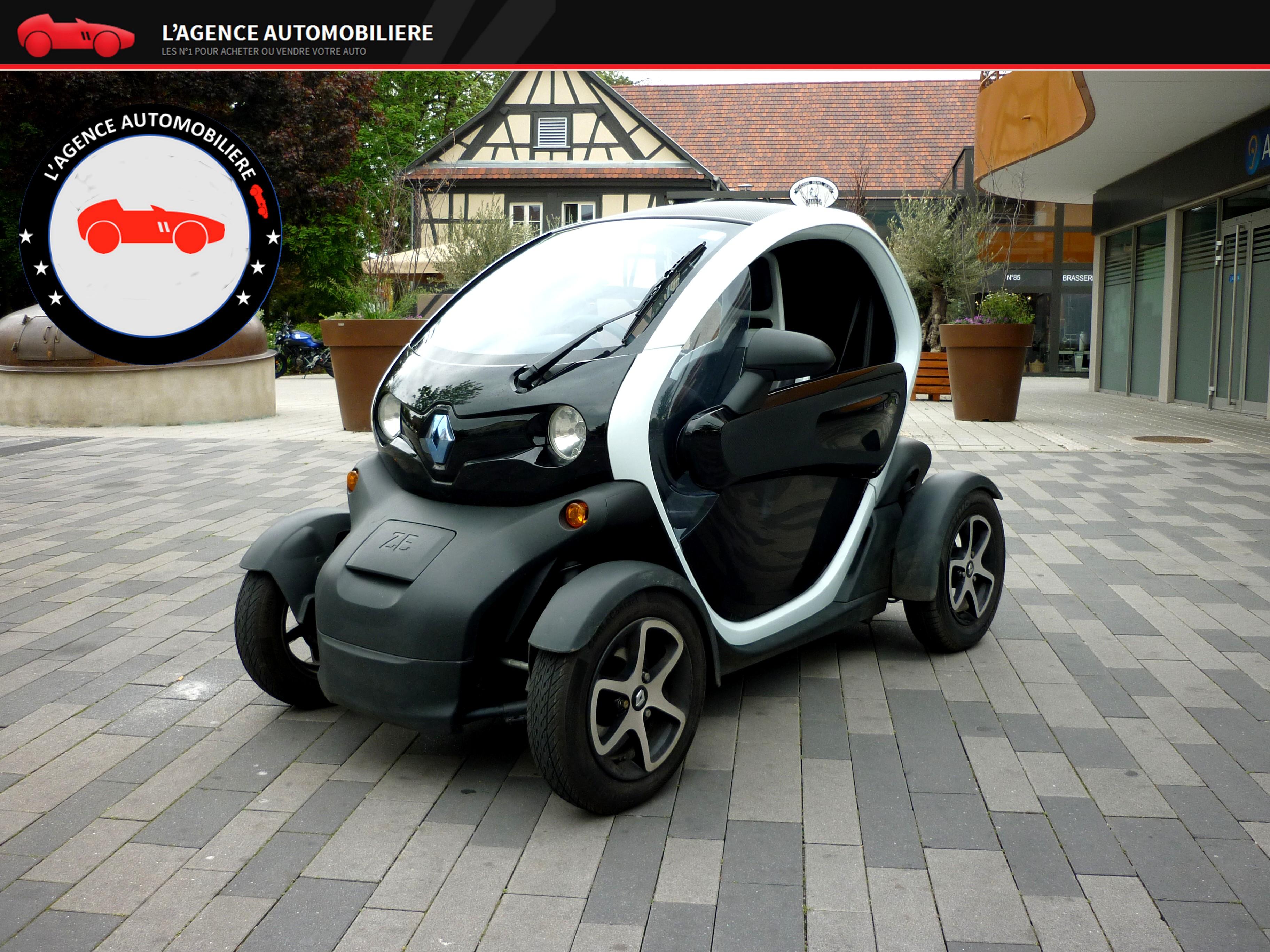 Renault twizy usado