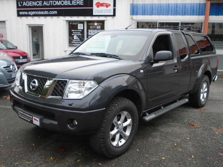 nissan navara dci 170 king cab hard top occasion montbeliard pas cher voiture occasion doubs. Black Bedroom Furniture Sets. Home Design Ideas
