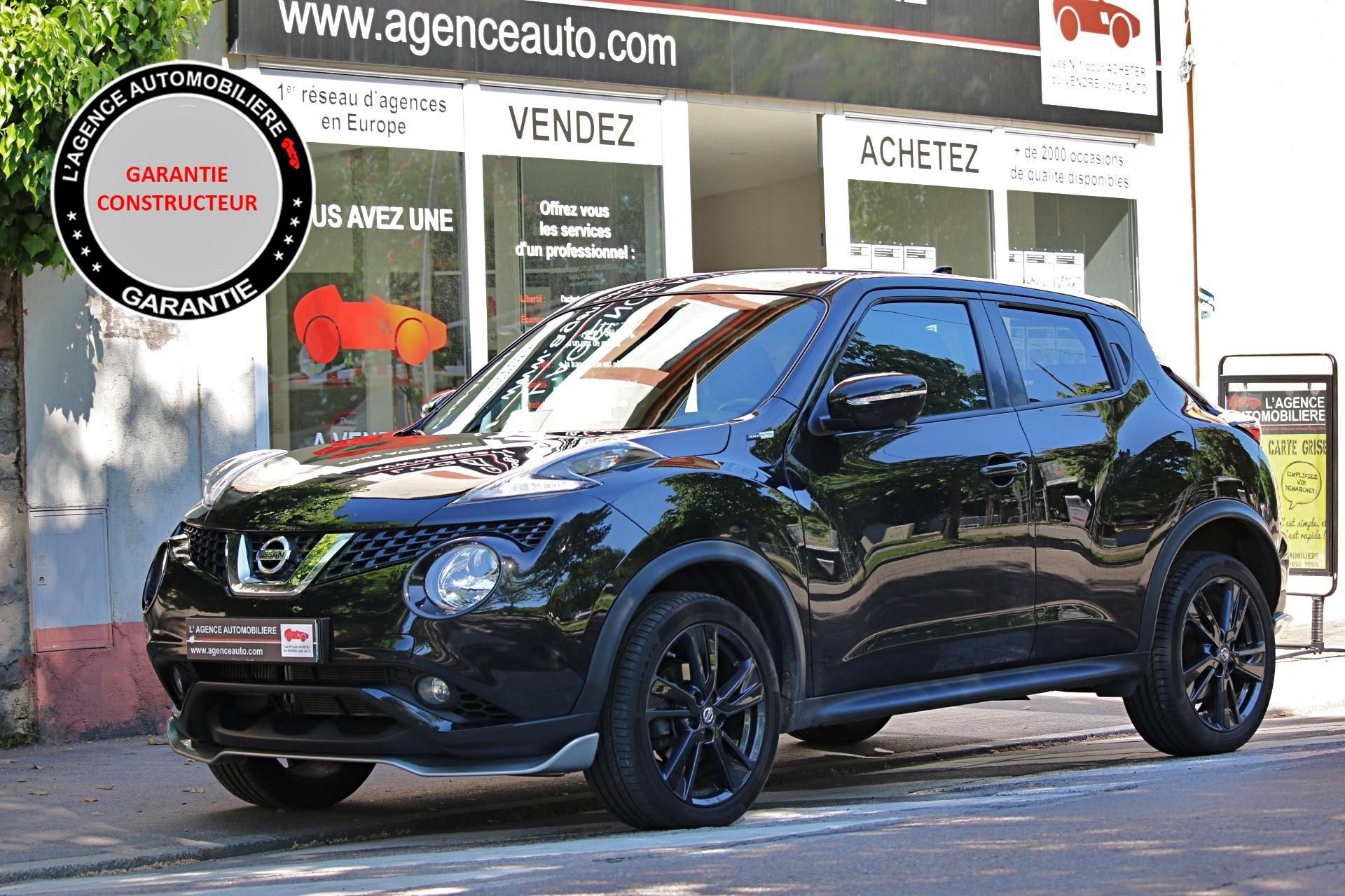 Nissan Juke 1 2 Dig T 115 Black Edition Em 2ª Mao Epinal A Bom Preco Viatura Usada Vosges 88 Auto Immo