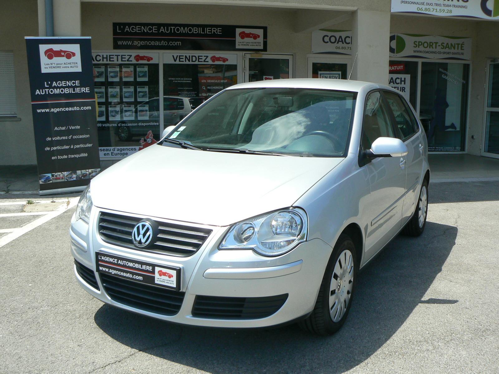 Volkswagen Polo 1.4 TDI 70ch United 5p occasion Montpellier pas cher ... 41f98e06d74