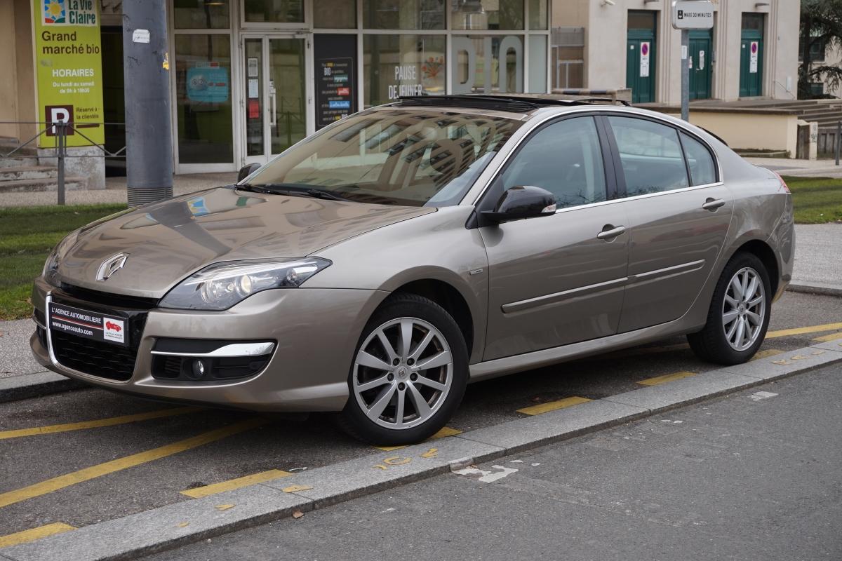 Renault Laguna III Bose Edition dCi 40 Euro40 em 40ª mão Lyon a bom ...