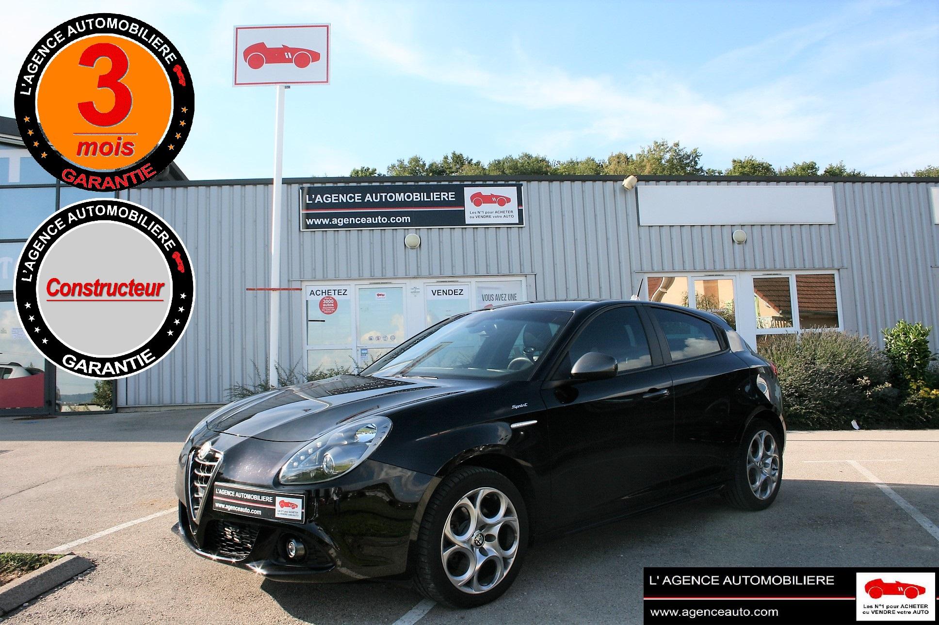 Alfa Romeo Giulietta Iii 3 1 4 Multiair 150 S S Sprint Used Car