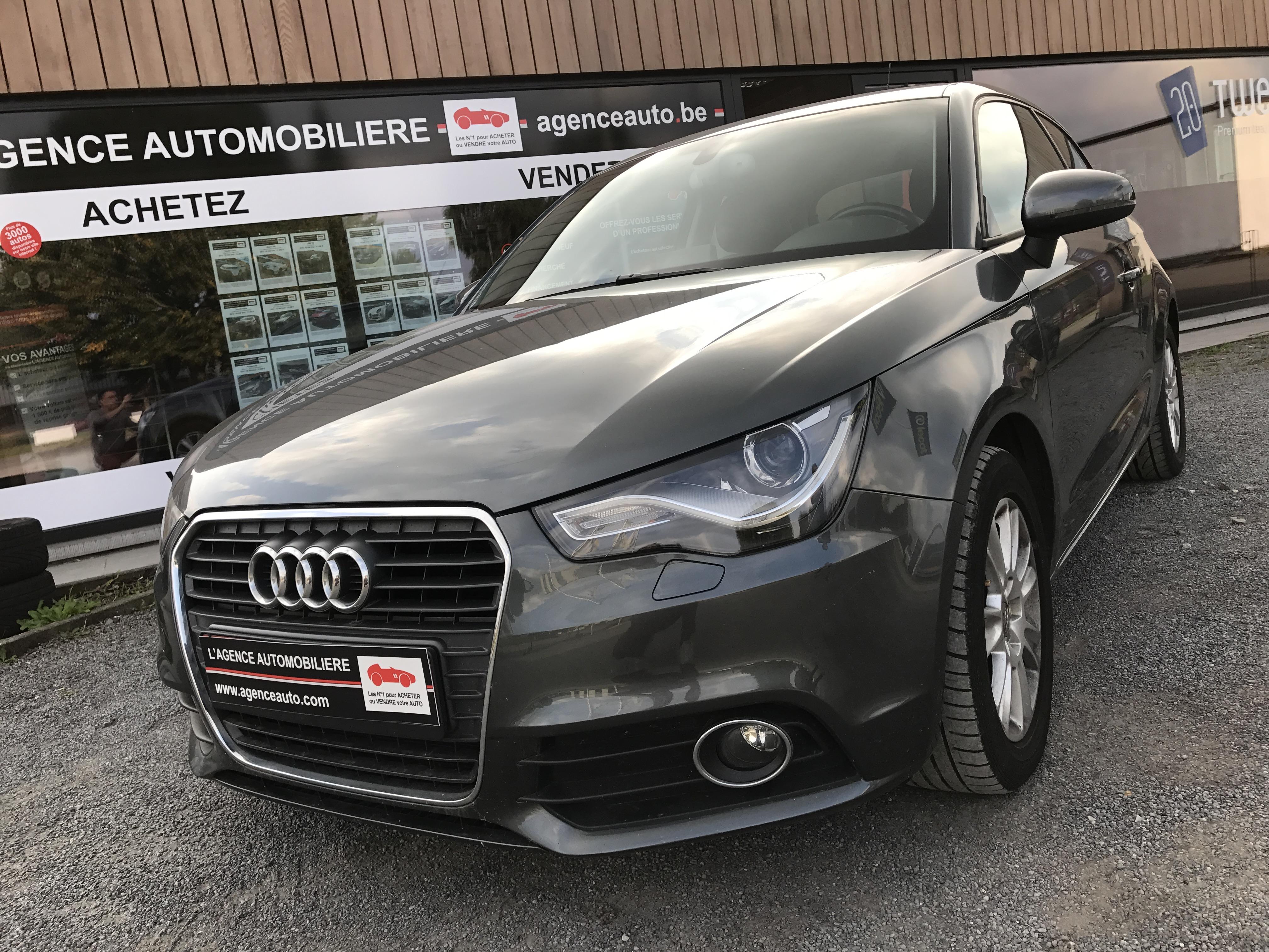 Audi A1 Audi 01 Ambition Boite Automatique Occasion Wavre Pas Cher