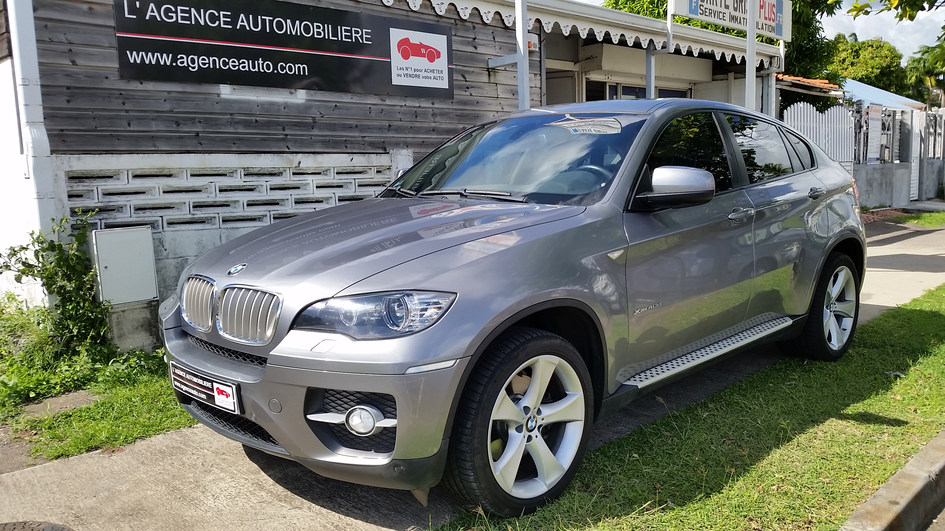 Bmw X6 Pack Luxe 40d Bi Turbo Occasion Martinique Pas Cher Voiture Occasion Martinique 972 Agence Auto