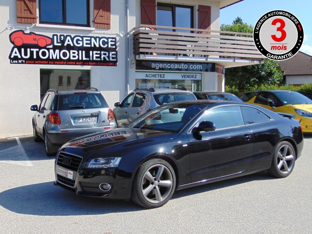 Audi A5 COUPE 3.0 V6 TDI 240 S-LINE S LINE QUATTRO ...