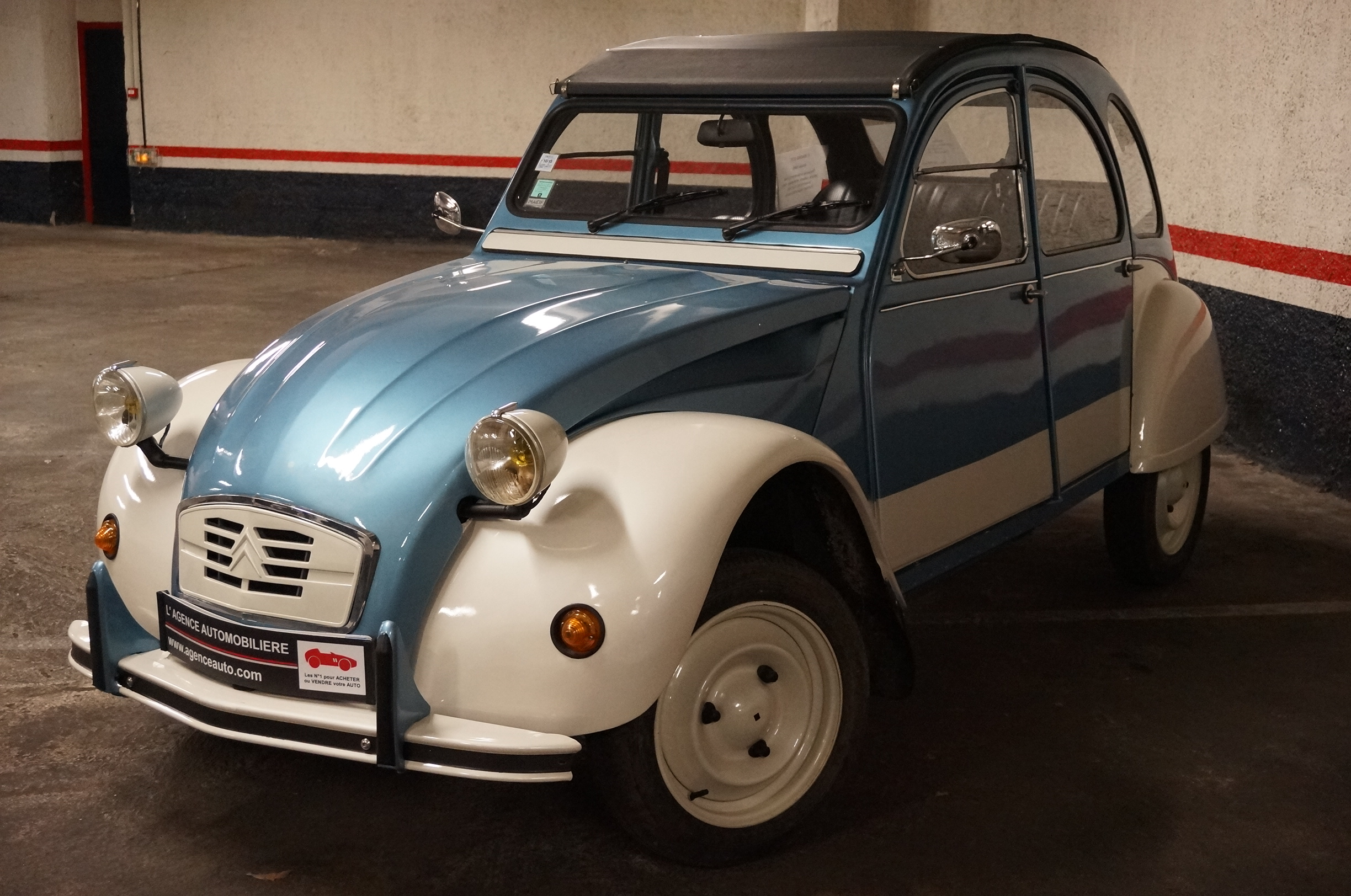 citroen 2cv occasion pas cher. Black Bedroom Furniture Sets. Home Design Ideas
